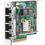 331FLR - Network adapter - PCIe 2.0 x4 - Gigabit Ethernet x 4 - for ProLiant DL20 Gen9 DL380 Gen9 DL560 Gen9 XL170r Gen9 XL190r Gen9 XL230a Gen9