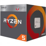 AM4 Ryzen5 2400G BOX 65W with Wraith Stealth cooler Retail
