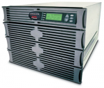 Symmetra RM 2kVA Scalable to 6kVA N+1 - Power array ( rack-mountable ) - AC 208/240 V - 2000 VA - Ethernet 10/100 - output connectors: 3 - 8U - Canada United States - black