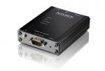 3-in-1 Serial Device Server - 1 x RJ-45 10/100Base-TX  1 x DB-9 Serial