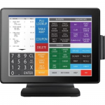GPOS TOUCH SCN COM 15IN LCD ZERO BEZEL RES TOUCH INTEL ATOM D2550 DUAL CORE 1.86GHZ - 1MB CACHE 2GB 320GB HDD 10/100/1000 ETH RJ11 CASH DRAWER INPUT XGA 1024X7
