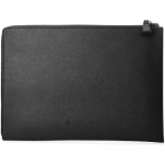 BLK LEATHER SLEEVE FOR ELITE 13.3IN