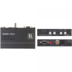 THE IS A SCAN CONVERTER FOR COMPUTER GRAPHICS AND HDTV COMPONENT VIDEO S
