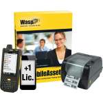 MobileAsset Enterprise Complete Plus Solution - Box pack - unlimited users - Win - with HC1 & WPL305