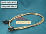 SCSI interface cable with thumbscrews on both ends - 68-pin high density (M) to 68-pin high density (M) - 1.8m (6ft) long