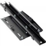 18IN BLK OVERHEAD RACK BRACKET DIRECT SHIP INCREMENTAL OF 1