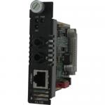 C-100-M1ST2D MEDIA CONVERTER 100BASET MM BIDI 1550/1310NM 2K