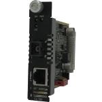 C-100-M1SC2U - Fast Ethernet Media Converter Module - 1 x Network (RJ-45) - 1 x SC Ports - No - 10/100Base-TX 100Base-BX - Internal