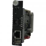 C-100-M1SC2D - Fast Ethernet Media Converter Module - 1 x Network (RJ-45) - 1 x SC Ports - No - 10/100Base-TX 100Base-BX - Internal