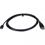 3-Meter Micro-USB Sync & 2.1Amp Charger Cable for Smartphone & Tablet - USB for Cellular Phone Tablet PC - 9.84 ft - 1 x Type A Male USB - 1 x Type B Male Micro USB - Black