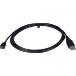 1-Meter Micro-USB Sync & 2.1Amp Charger Cable for Smartphone & Tablet - USB for Cellular Phone Tablet PC - 3.28 ft - 1 x Type A Male USB - 1 x Type B Male Micro USB - Black