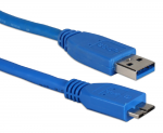 6FT USB 3.0/3.1 MICRO-USB SYNC CHARGER & DATA TRANSFER CABLE