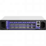 12-port Non-blocking Managed 56Gb/s InfiniBand/VPI SDN Switch System - 56 Gbps12 Infiniband Ports - 12 x Expansion Slots - Manageable - Rack-mountable - 1U