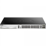 DGS 3130-30TS - Switch - L3 Lite - managed - 24 x 10/100/1000 + 2 x 10 Gigabit Ethernet + 4 x 10 Gigabit SFP+ - desktop rack-mountable