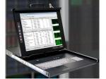 (1U) 19 LCD DRAWER TOUCHPAD KB DVI/USB KVM SWITCH