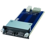 XGS 2PORT 10G CX4 MODULE FOR XGS4000 CHASSIS SWITCH