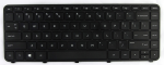 Keyboard assembly - Full-sized island-style spill-resistant design - Includes connector cable (United States)