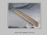 Rack mount kit - Includes left and right rails