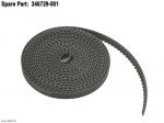 Belt - For pass through mechanism