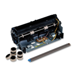 T640 T642 T644 X642 X644 X646 InfoPrint 1532 1552 1570 1572 1650 Fuser Maintenance Kit (110V) (Includes Fuser Transfer Roll Assembly Charge Roll Replacement Kit) (300000 Yield)