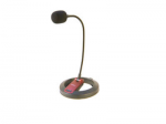 Multimedia Connectland Microphone - 100 Hz to 16 kHz - Wired - 6.56 ft -38 dB - Desktop - Mini-phone