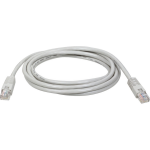 14ft Cat5e / Cat5 350MHz Molded Patch Cable RJ45 M/M Gray 14 feet - Patch cable - RJ-45 (M) to RJ-45 (M) - 14 ft - UTP - CAT 5e - molded stranded - gray