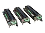 Color Drum Unit (Type SP C830DN) - 60000 Page Cyan 60000 Page Megenta 60000 Page Yellow - 3 Pack