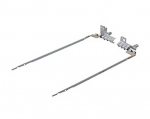 Display hinge kit - Includes left and right hinges