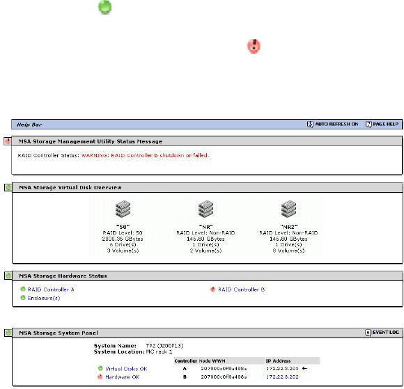 HP StorageWorks 2000 Family Modular Smart Array