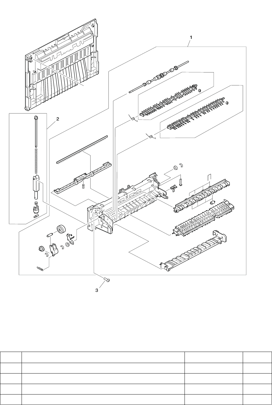 Rb2 5523 000cn Hp New Fuser Electrical Contact Leaf Spring Mccormick Xtx 185 Wire Diagram 258 Chapter 8 Parts And Diagrams