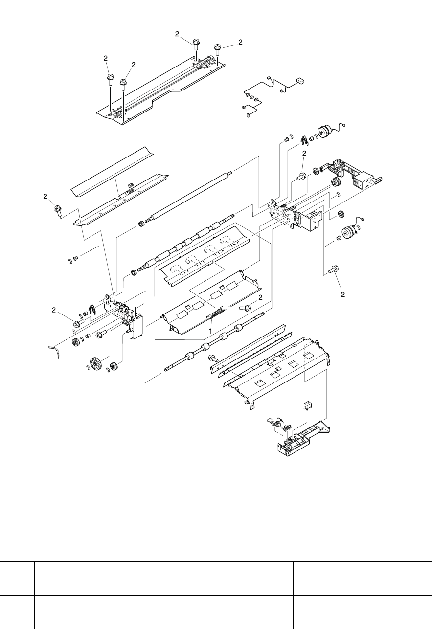 Rb2 5523 000cn Hp New Fuser Electrical Contact Leaf Spring Mccormick Xtx 185 Wire Diagram 274 Chapter 8 Parts And Diagrams