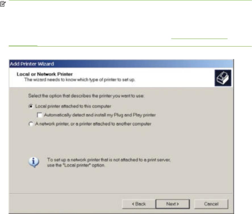 HP Color LaserJet CP3525 Series Printer Software Technical