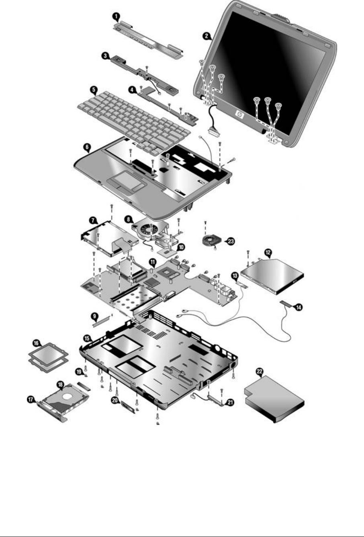 4-2 Replaceable Parts Service Manual
