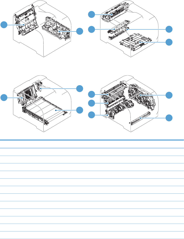 Rm1 8032 000cn Hp New Driver Pca Assembly Compaq Presario C700 Rj 11 Modem 45 Network Connector Pinout Assignment Diagrams Location Of Major Components