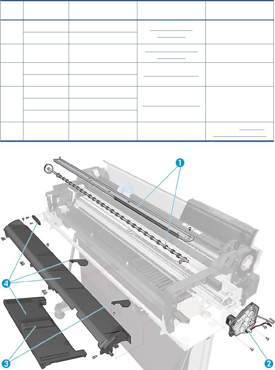 Designjet T120  T520 Eprinter Series Service Manual