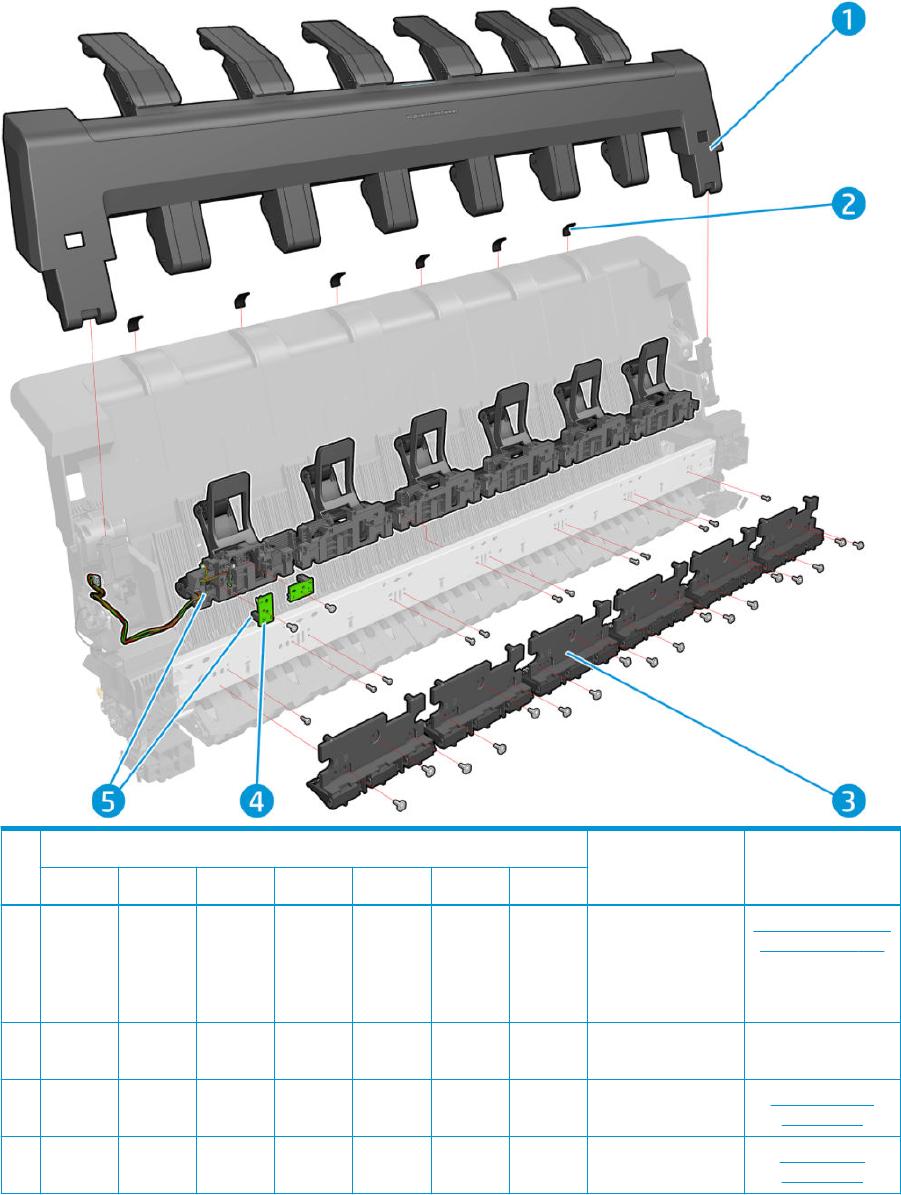 L2Y21-67006 HP New T9XX/T15XX/T25XX Rear Beam SV kit