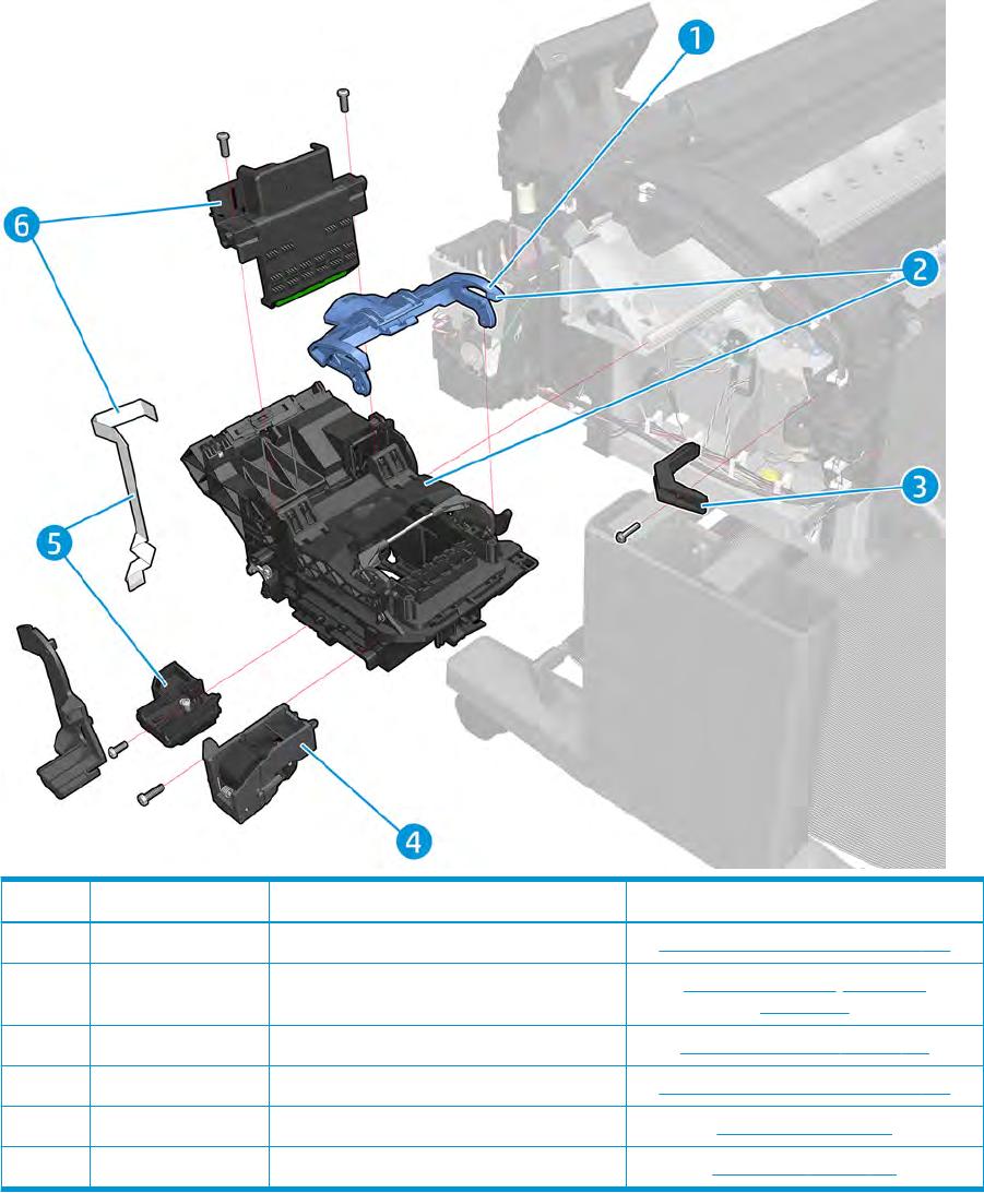 cr357 67080 hp new stacker arm sensor rh dectrader com HP T920 Printer HP T920 Printer