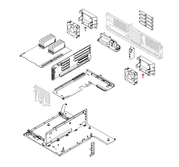 Fan/Airflow Guide