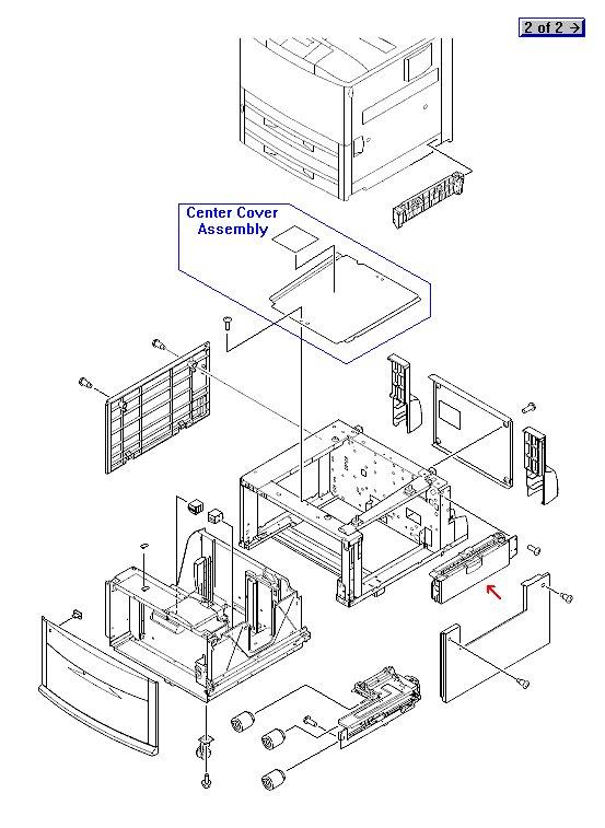 Paper Path Module