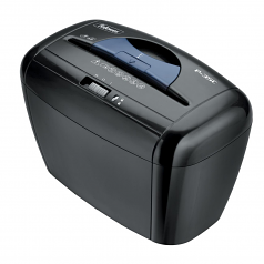 Powershred P-35C Cross-Cut Shredder - Shreds 5 sheets per pass into 5/32 x 1-1/2 cross-cut particles (Security Level P-4)