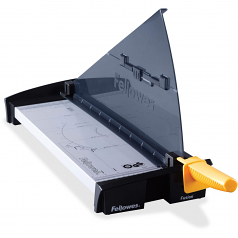 Fusion 180 Paper Cutter - 1 x Blade(s) - Cuts 10 Sheet - 18 inch Cutting Length - Stainless Steel Blade