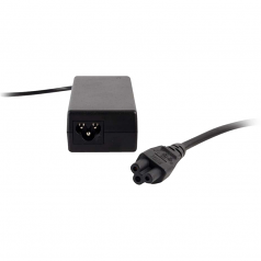 6ft Mickey Mouse Power Cable - Power cable - NEMA 5-15 (M) to IEC 60320 C5 - 6 ft - molded - black
