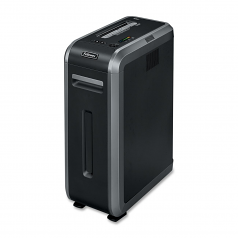Powershred 125Ci 100% Jam Proof Cross-Cut Shredder - Shreds 20 sheets of paper per pass into 5/32 x 1-1/2? (Security Level P-4) particles - 14-gallon bin