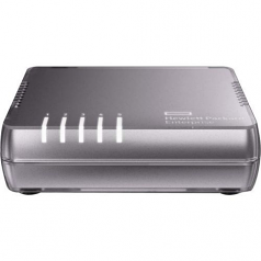 OfficeConnect 1405 5G v3 - Switch - unmanaged - 5 x 10/100/1000 - desktop -