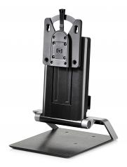Integrated Work Center Stand Desktop Mini / Thin Clients - Monitor/desktop stand - 17 inch -24 inch - for HP 260 G2 t430 t530 t628 V206 Z24 Chromebox G2 EliteDesk 705 G3 ProDesk 600 G3