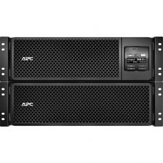 Smart-UPS SRT 8000VA RM - UPS (rack-mountable) - AC 208 V - 8000 Watt - 8000 VA - Ethernet 10/100 USB - output connectors: 7 - 6U - black