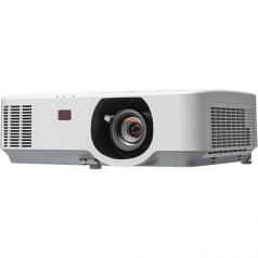 WUXGA LCD 5500 LUMEN ENTRY LEVEL INSTALLATION PROJECTOR - H&V LENS SHIFT 15000:1 CONTRAST (WITH IRIS)  8000 HOURS LAMP LIFE 20W SPEAKER HDBASET DUAL HDMI INPUT (SUGGESTED REPLACEMENT MODE