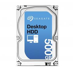 Desktop HDD - Hard drive - 500 GB - internal - 3.5 inch - SATA 6Gb/s - buffer: 16 MB