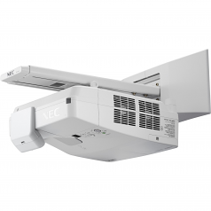 Display LCD Projector - 720p - HDTV - 16:10 - Front Rear Ceiling - Interactive - AC - 255 W - 3800 Hour - 6000 Hour - 1200 x 800 - WXGA - 4000:1 - 3500 lm - HDMI - USB - 337 W - White Color - 2 Year Warranty