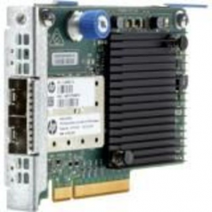 Ethernet 10/25Gb 2-Port 640FLR-SFP28 Adapter FlexibleLOM form-factor - Has two dual 10/25Gbe SFP28 ports capable of 50 Gbps bi-directional 100 Gbps aggregate bi-directional theoretical bandwidth - Requires one x8 PCI (Gen 3) Express slot